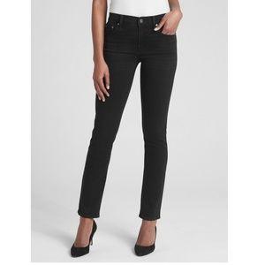 NWT Gap straight leg stretch denim jeans